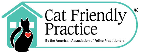 Cat Friendly Practice Gold logo