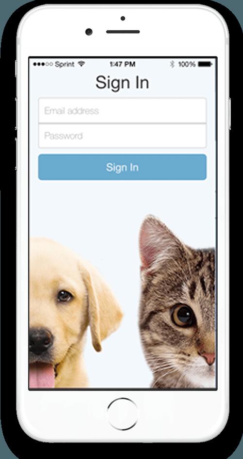 Pet Page Mobile App