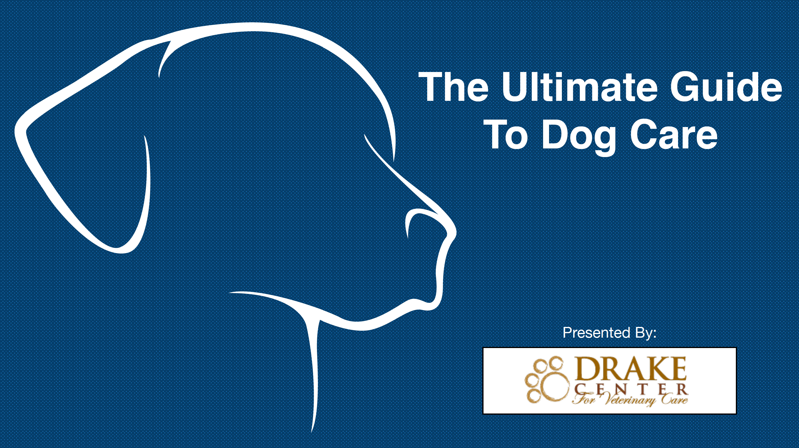 Get The Ultimate Guide To Dog Care for FREE